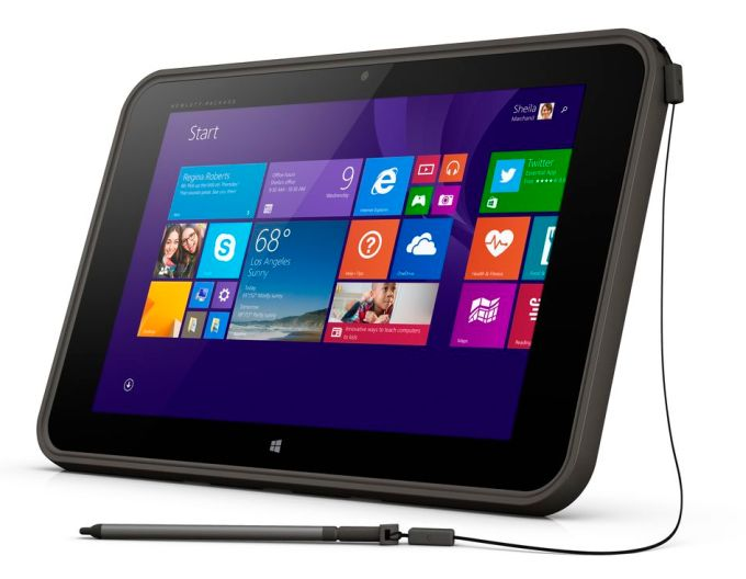 hp launches 10 inch windows android tablets for students liliputing. Black Bedroom Furniture Sets. Home Design Ideas