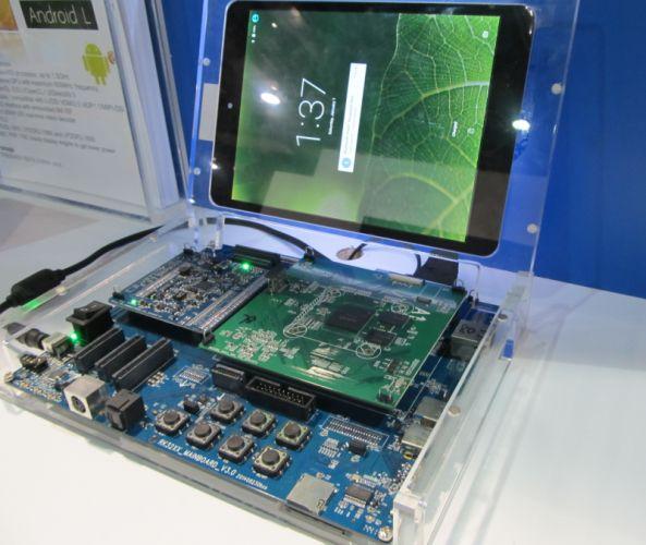 First Look  Rockchip Rk3368 Octa-core  64-bit Cpu