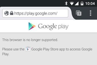 Google Play Store Firefox 2