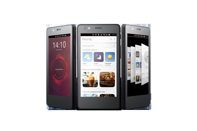 Ubuntu Phone BQ1