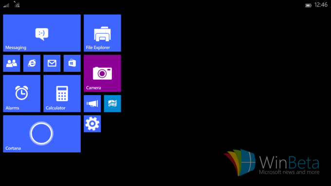 Windows 10 small tablets