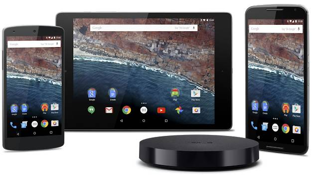 android m devices