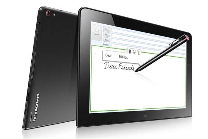 Lenovo's new ThinkPad 10 tablet powered by Intel Atom ...