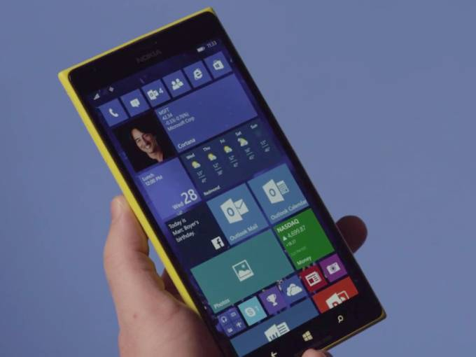 Latest Windows 10 Mobile preview adds ...