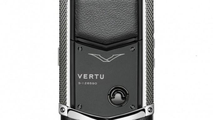 Vertu Signature Bentley 1