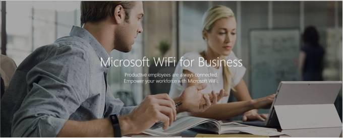 microsoft wifi for business