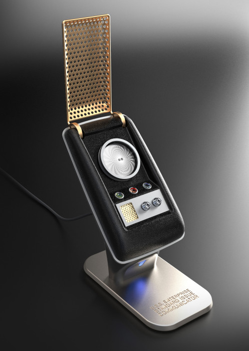 Star Trek Communicator Bluetooth Speaker 1