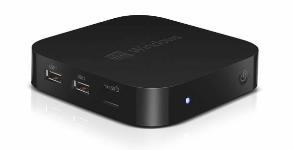 The Trekstor Minipc W1 Is A Small Box That Measures About 3 8 X 0 9 Under Hood It Features An Intel Atom Z3735f Bay Trail Processor