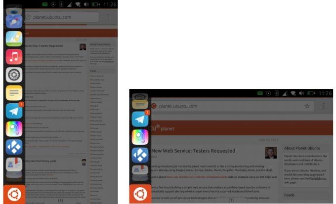 ubuntu phone rotate