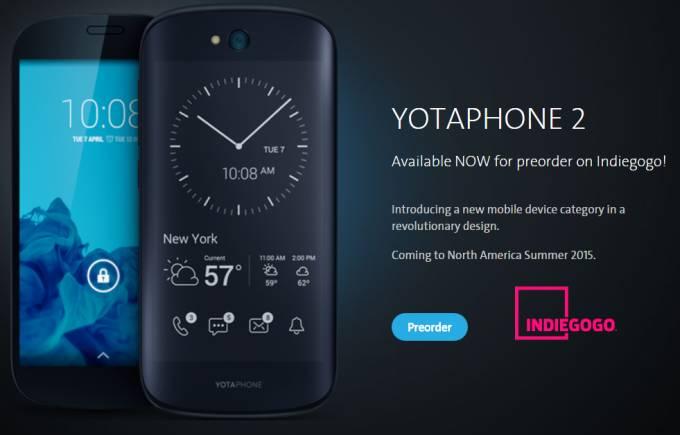 yotaphone 2 preorder