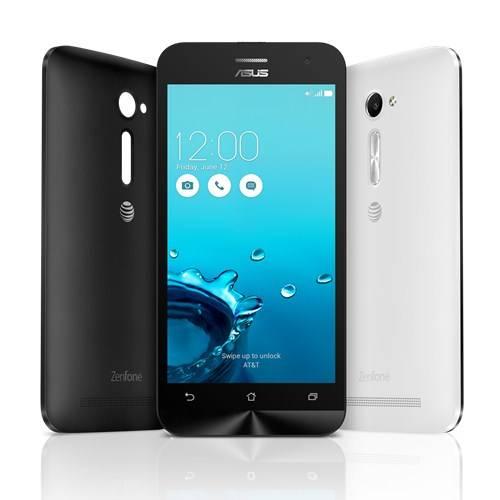 Asus Zenfone 2E An At&T 4G Lte Smartphone