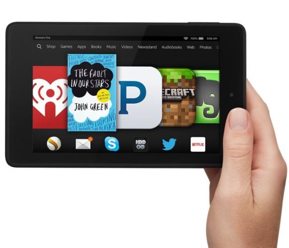 Amazon Kindle Fire 6