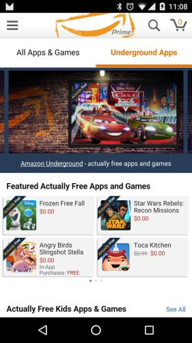 Amazon Free App of the Day
