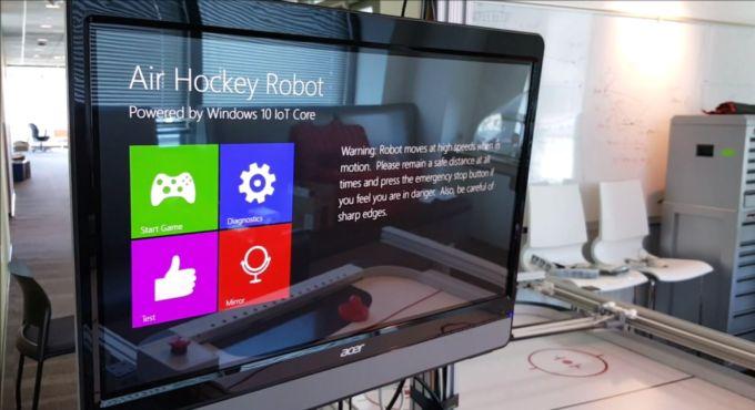 Microsoft Build Home Automation