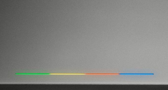 chromebook pixel light-bar