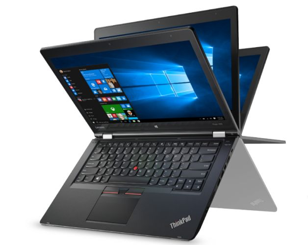 Lenovo Introduces ThinkPad Yoga 260 460 Convertibles With