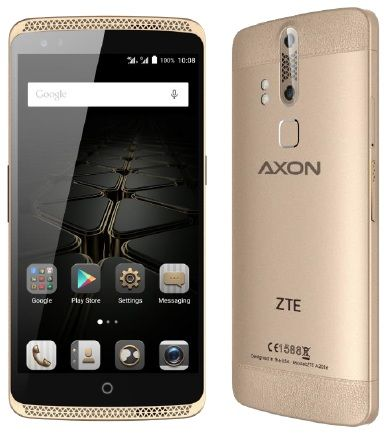 ZTE Axon Elite: It's like an Axon Pro, but with a ...