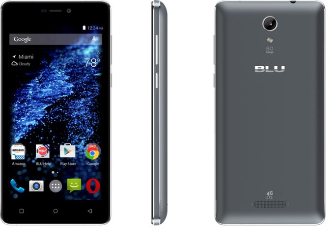 BLU launches more cheap phones with BIG batteries - Liliputing