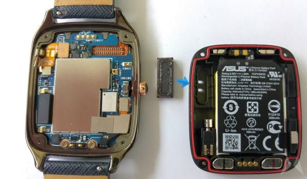 zenwatch 2 speaker