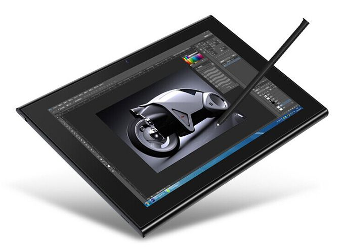 how to make wacom tablet pressure sensitive