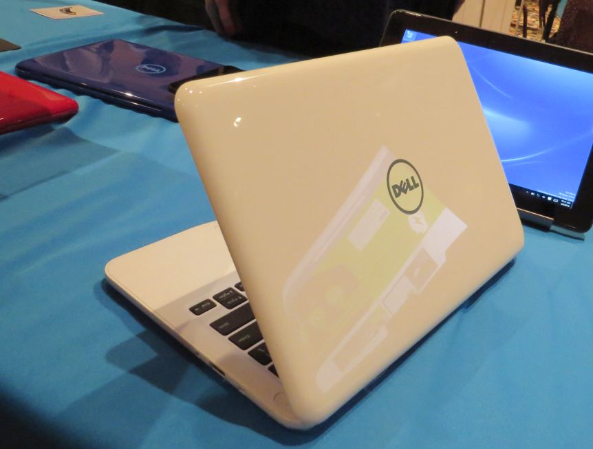 Dell's new Inspiron 11 3000 Series laptop sells for $199 and up