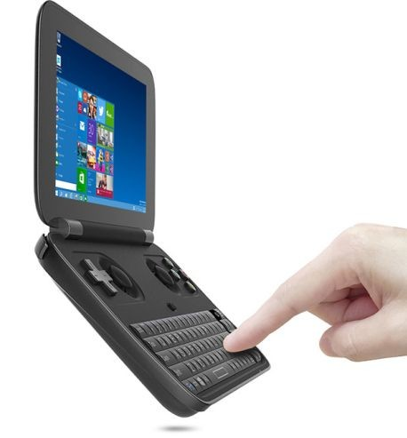 gpd win is a handheld windows gaming pc for 299. Black Bedroom Furniture Sets. Home Design Ideas