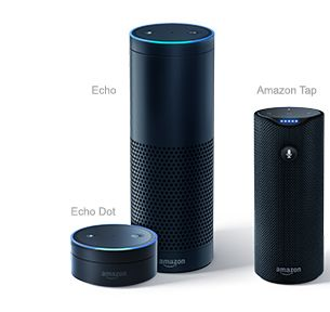amazon tap and echo dot alexa voice assistant speaker. Black Bedroom Furniture Sets. Home Design Ideas