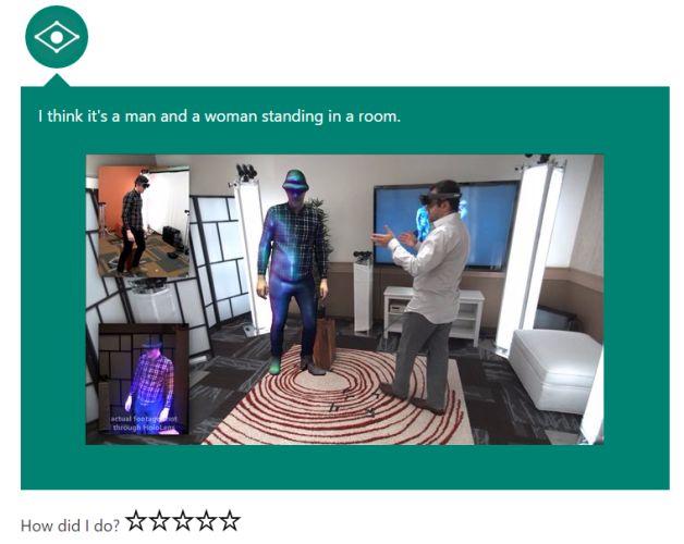 Microsoft CaptionBot