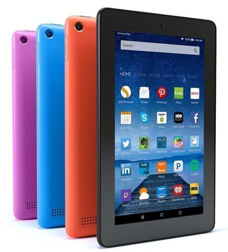 fire tablet colors