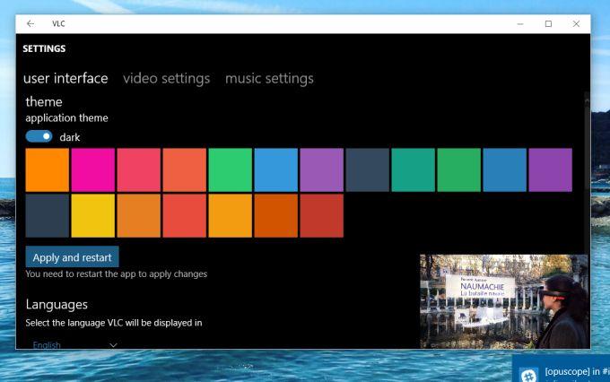 VLC media player Universal Windows app coming in May - Liliputing