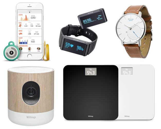 Nokia to acquire fitness/wearable maker Withings