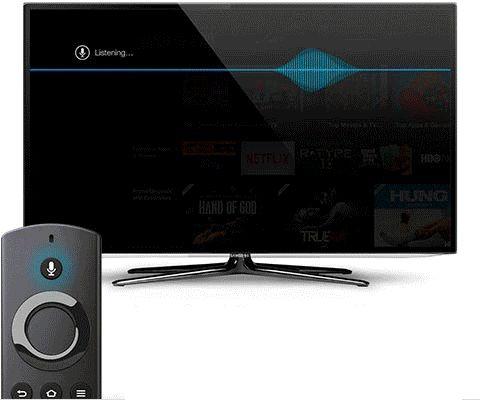fire tv alexa