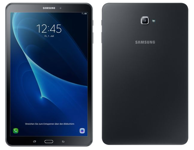 samsung galaxy tab a 10 1 tablet coming in june liliputing. Black Bedroom Furniture Sets. Home Design Ideas