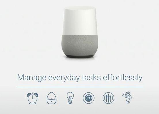 Google I/O 2016 - Google Home