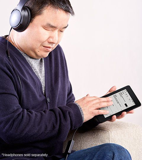 Text To Speech Returns To Amazon Kindle With Kindle Audio