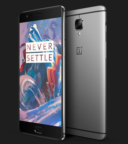 OnePlus 3 smartphone launches today for $399 - Liliputing