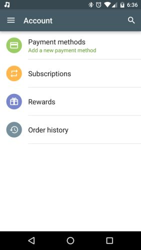 play subscriptions