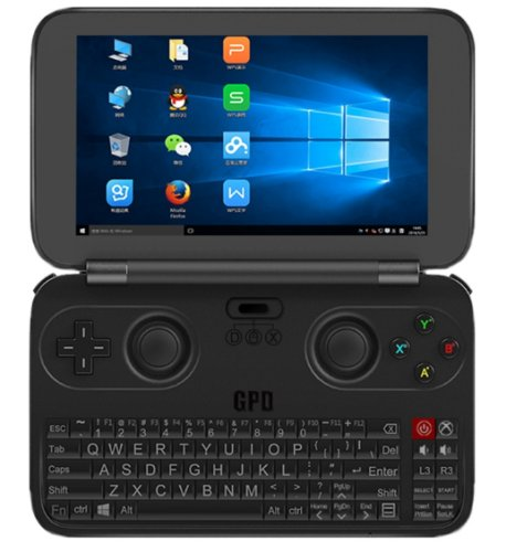 Gpd Win Handheld Gaming Pc Gets A Cpu Upgrade Ahead Of