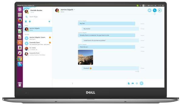skype for ubuntu