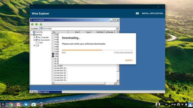 Run Windows apps on a Chromebook (with CrossOver for Android