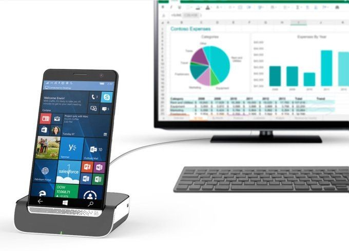 HP Elite x3 up for pre-order for $799 (Windows 10 phone ...