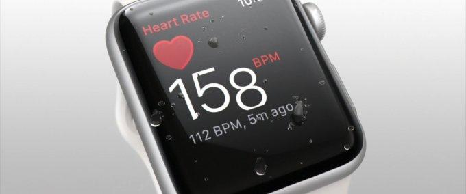 Apple introduces swim-proof Apple Watch Series 2