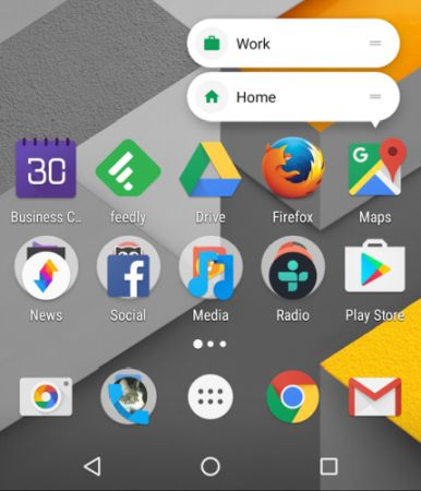 app-shortcuts