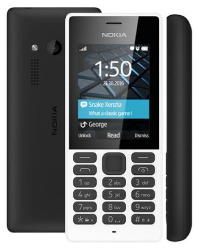 Nokia 150 is a $26 feature phone from HMD Global - Liliputing