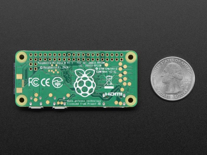 Raspberry Pi Zero W is a $10 computer with WiFi and Bluetooth