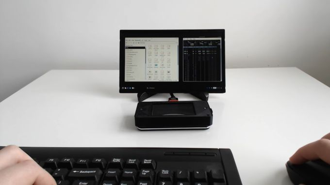 Zero Terminal: A DIY handheld Linux PC made from a Raspberry
