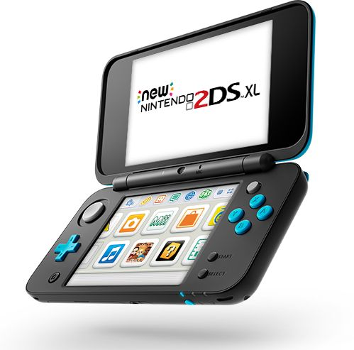 nintendo 2ds xl handheld coming july 28th for 150. Black Bedroom Furniture Sets. Home Design Ideas