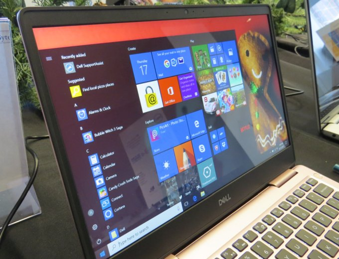 Dell Inspiron 13 7000 with Kaby Lake-R CPU coming in October