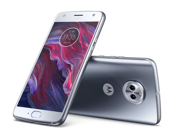 Return of the X: Motorola launches Moto X4 (and it's a mid