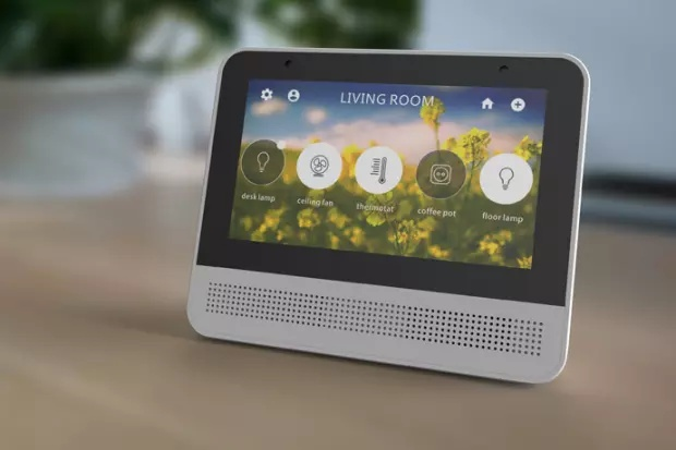Chinese Company I Home Technology Is Running A Crowdfunding Campaign For Google Istant Ed Smart Hub Called Linky